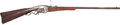 Long Guns:Lever Action, Evans Navy Repeating Lever Action Rifle.. ...