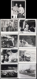 """Movie Posters:Comedy, American Graffiti (Universal, 1973/R-1978). Overall: Very Fine-. Photos (18) (8"""" X 10"""") & Mini Lobby Cards (3) (8"""" X 10""""). C... (Total: 21 Items)"""