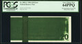 Error Notes:Ink Smears, Green Ink Smear Error Fr. 2083-C $20 1996 Federal Reserve Note. PCGS Very Choice New 64PPQ.. ...