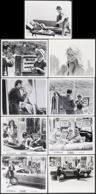 """Le Mepris (Embassy, 1964). Overall: Very Fine-. Photos (13) & Behind the Scenes Photo (8"""" X 10"""") U.S. Titl..."""