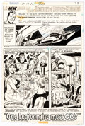 Original Comic Art, Dave Cockrum and Murphy Anderson Superboy #184 Story Page 1 Original Art (DC, 1972)...