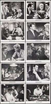 The Man with the Golden Arm (United Artists, 1955). Overall: Fine/Very Fine. Photos (28) & Linen-Backed Keybook Phot...