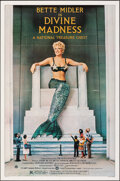 "Movie Posters:Musical, Divine Madness (Warner Bros., 1980). Folded, Very Fine+. One Sheets (2) (27"" X 41"") Styles A & B. Musical.. ... (Total: 2 Items)"