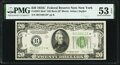 Small Size:Federal Reserve Notes, Fr. 2057-B* $20 1934C Old Back Federal Reserve Note. PMG About Uncirculated 53 EPQ.. ...