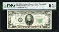 Small Size:Federal Reserve Notes, Fr. 2060-D* $20 1950A Federal Reserve Note. PMG Choice Uncirculated 64 EPQ.. ...