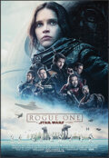 """Movie Posters:Science Fiction, Rogue One: A Star Wars Story (Walt Disney Studios, 2016). Rolled, Very Fine/Near Mint. Mini Poster (13"""" X 19"""") DS Advance. S..."""