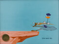 Animation Art:Production Cel, Chariots of Fur Road Runner Producti...
