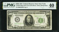 Fr. 2201-B $500 1934 Federal Reserve Note. PMG Extremely Fine 40