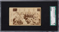 Baseball Cards:Singles (Pre-1930), 1887 N693 Kalamazoo Bats Team - Philadelphia Athletics SGC 40 VG 3. ...