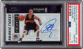 Basketball Cards:Singles (1980-Now), 2009 Playoff Contenders Stephen Curry (Autograph) #106 PSA Gem Mint 10. ...