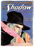 Pulps:Hero, Shadow V3#5 (Street & Smith, 1934) Condition: GD/VG....