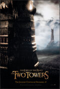 "Movie Posters:Fantasy, The Lord of the Rings: The Two Towers & Other Lot (New Line, 2002). Rolled, Very Fine+. One Sheets (2) (27"" X 40"") SS Advanc... (Total: 2 Items)"