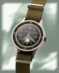 Tornek-Rayville, Very Rare Ref. TR-900, U.S Marine Diver Issued, Serial #0862, circa 1966