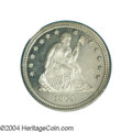 Patterns: , 1864 Quarter, Judd-386, Pollock-454, Low R.7, PR66 Deep ...
