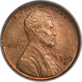 Lincoln Cents, 1909-S 1C VDB MS65 Red and Brown PCGS. CAC. A sharp, satiny Gem example of the key date in the Lincoln cent series. Rich co...