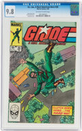 Modern Age (1980-Present):War, G. I. Joe, A Real American Hero #20 (Marvel, 1984) CGC NM/MT 9.8 Off-white to white pages....