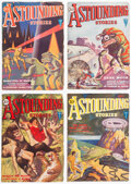 Pulps:Science Fiction, Astounding Stories Group of 7 (Clayton, 1931) Condition: Average VG+.... (Total: 7 Items)