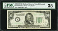 Small Size:Federal Reserve Notes, Fr. 2106-E $50 1934D Federal Reserve Note. PMG Choice Very Fine 35.. ...