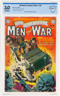 Golden Age (1938-1955):War, All-American Men of War 128 (#2) (DC, 1952) CBCS GD/VG 3.0 Off-white pages....