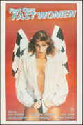 """Movie Posters:Adult, Fast Cars Fast Women & Other Lot (Gail Film, 1981). Folded, Very Fine. One Sheets (2) (27"""" X 40.75""""). Adult.. ... (Total: 2 Items)"""