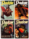 Pulps:Detective, Shadow Group of 5 (Street & Smith, 1939) Condition: Average VG-.... (Total: 5 Items)