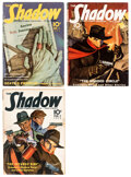 Pulps:Detective, Shadow Group of 3 (Street & Smith, 1940) Condition: Average FN-.... (Total: 3 Items)