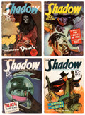 Pulps:Detective, Shadow Group of 4 (Street & Smith, 1940) Condition: Average FN-.... (Total: 4 Items)