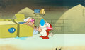 Animation Art:Production Cel, The Ren and Stimpy Show Production C...