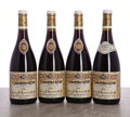 Red Burgundy, Chambertin 2004 . A. Rousseau . different importers. Bottle (4). ... (Total: 4 Btls. )