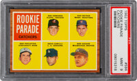 1962 Topps Bob Uecker - Rookie Parade Catchers #594 PSA Mint 9 - None Higher