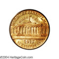 Commemorative Gold: , 1917 G$1 McKinley MS65 PCGS. One of the tougher issues in ...