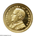 Proof Commemorative Gold: , 1903 G$1 Louisiana Purchase/McKinley PR66 NGC. While ...