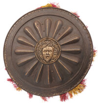 17th Century Style Embossed Pageant Shield