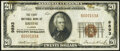 National Bank Notes:Illinois, Breese, IL - $20 1929 Ty. 1 The First National Bank Ch. # 9893 Very Fine.. ...