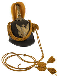 5th Cavalry Regiment Dress Helmet