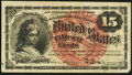 Fractional Currency:Fourth Issue, Fr. 1267 15¢ Fourth Issue Very Fine.. ...