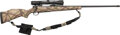 Long Guns:Bolt Action, Weatherby Mark V Bolt Action Rifle with Telescopic Sight.. ...