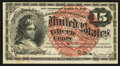 Fractional Currency:Fourth Issue, Fr. 1267 15¢ Fourth Issue Very Fine-Extremely Fine.. ...
