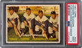"Baseball Cards:Singles (1950-1959), 1957 Topps ""Dodgers' Sluggers"" #400 PSA Mint 9 - None Higher! ..."