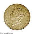 Errors: , 1904 $20 --Double Struck--MS60 Prooflike ANACS. This ...
