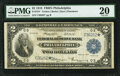 Fr. 754* $2 1918 Federal Reserve Bank Note PMG Very Fine 20
