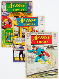 DC Silver Age Box Lot (DC, 1960s) Condition: Average GD/VG.... (Total: 2 Box Lots)