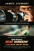 """Movie Posters:Hitchcock, Rear Window (Universal, R-2000). Rolled, Very Fine+. One Sheet (27"""" X 40"""") DS. Hitchcock.. ..."""