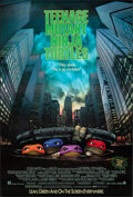 """Movie Posters:Action, Teenage Mutant Ninja Turtles (New Line, 1990). Rolled, Very Fine+. One Sheet (27"""" X 40"""") SS. Action.. ..."""