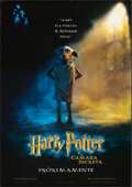 """Movie Posters:Fantasy, Harry Potter and the Chamber of Secrets (Warner Bros., 2002). Rolled, Very Fine. Spanish One Sheet (26.5"""" X 37.75"""") Page Woo..."""