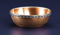 Silver Holloware, American:Mixed Metal, An American Mixed Metal Bowl. Tiffany & Co., New York, NewYork. Circa 1907-1947. Copper and silver. Marks: TIFFANY &C...
