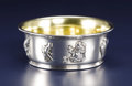Silver Holloware, American:Bowls, An American Silver and Silver Gilt Child's Bowl. GorhamManufacturing Co., Providence, Rhode Island. Circa 1933-1940.Silv...