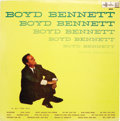 "Music Memorabilia:Recordings, ""Boyd Bennett"" LP (King 594, 1955). One of the real rarities fromthe mid-1950s is Boyd Bennett's only album. Boyd Bennett a..."