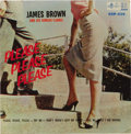 """Music Memorabilia:Recordings, James Brown """"Please, Please, Please"""" EP (King 430, 1959).Sensational copy of one of the Godfather's most desirable EPs.Inc..."""