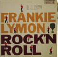 "Music Memorabilia:Recordings, Frankie Lymon ""Rock N Roll"" Promo LP (Roulette 25036, 1958). One of the most distinctive voices of the late 1950s belonged t..."